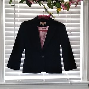 Joucy couture jeans, corduroy Blazer jacket